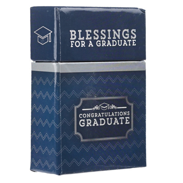 A Box Of Blessings: Blessings for a graduate