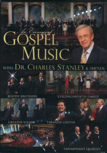 An Evening of Gospel Music with Dr Charles Stanley DVD