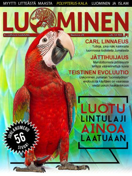 Luominen-lehti (numero 20)
