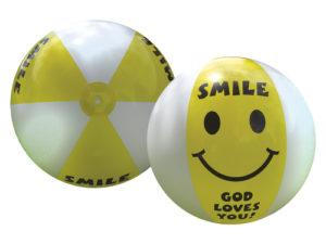 Rantapallo, Smile God loves you