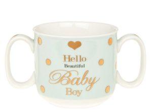 Hello Baby Boy -2-korvamuki