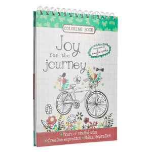 Joy for the Journey – Aikuisten värityskirja