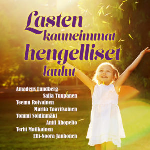 Lasten kauneimmat hengelliset laulut CD