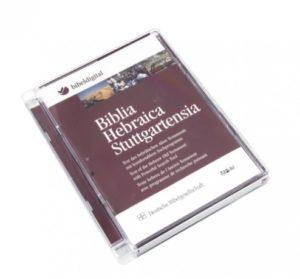 Biblia Hebraica Stuttgartensia (digital)