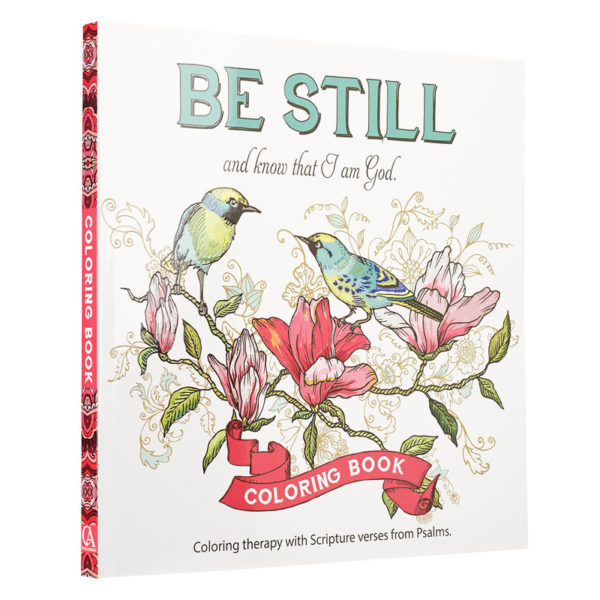 Be still - Värityskirja aikuisille