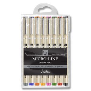Värityskynät (Micro-Line Color Pens Veritas)