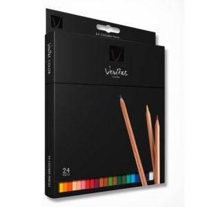 Värityskynät (Veritas) 24 kynän pakkaus