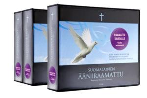 Raamattu Kansalle, Vanha Testamentti, CD-levyillä (ÄÄNIKIRJA)
