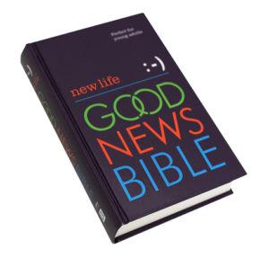Englanti Raamattu GNB new life :-)