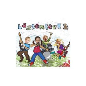 Lasten levy 2 CD
