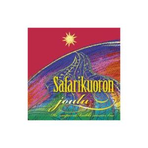 Safarikuoron joulu CD