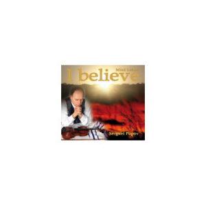I believe - Minä uskon CD