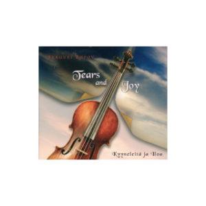 Kyyneleitä ja iloa (Tears and Joy) CD