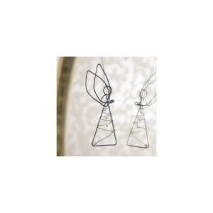 Valona Design - enkelikoriste (tumma, helmi)