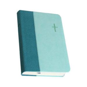 Raamattu, turkoosi