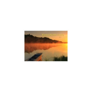 Kortti: Vene rannassa (Dan 10:19)