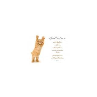 Kortti: Kissa (Fil 3:13)