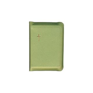 Keskikokoinen virsikirja-katekismus limenvihreä