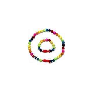 Kaulariipus/rannerengas, värikäs