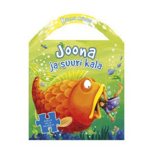 Joona ja suuri kala (palapelikirja)