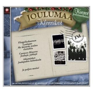 Joulumaa Klassikot - Kuorot joulutunnelmissa CD