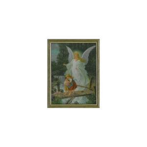 Taulu, Suojelusenkeli, vanhakulta, koko 19x26