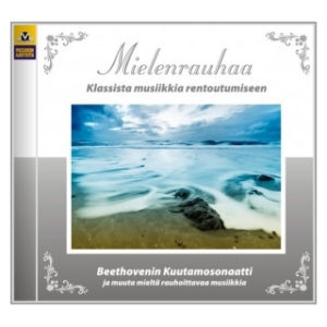 Mielenrauhaa - Beethovenin kuutamosonaatti CD