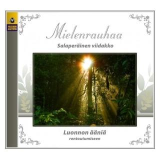 Mielenrauhaa - Salaperäinen viidakko CD