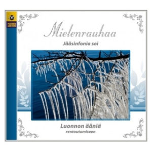 Mielenrauhaa - Jääsinfonia soi CD