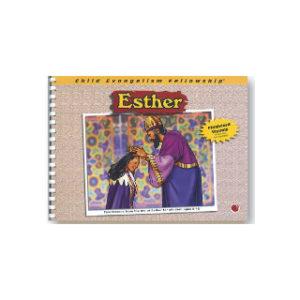 Ester, opetusmateriaali (kierrekirja + cd)