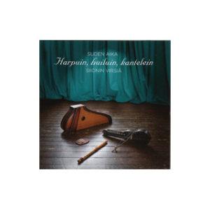 Harpuin, huiluin, kantelein – Siionin virsiä CD