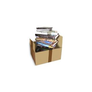 Tuotepaketti: 20 yllätyskirjaa