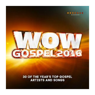 WoW Gospel 2016 CD