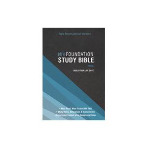 Foundation Study Bible (NIV)