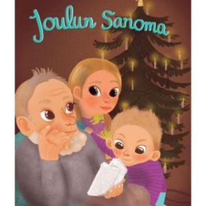Joulun sanoma -tarrakirja
