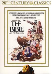The Bible - Raamattu: Alussa Jumala loi DVD