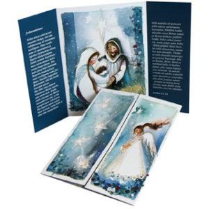 Julkort - Pyhä perhe (ruotsinkielinen 2011)