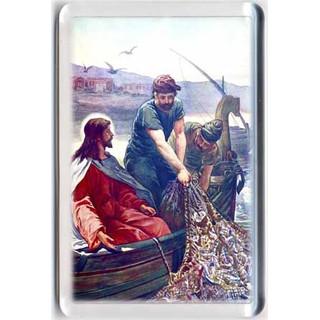 Magneetti: Luuk. 5:4-11
