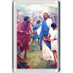 Magneetti: Luuk.9:10-17