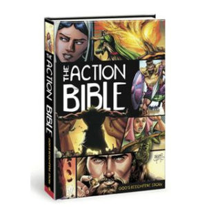 The Action Bible - Raamattu sarjakuvina