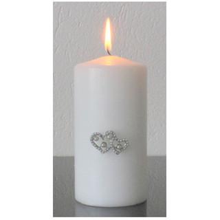Kynttiläkoru: Kaksoissydän