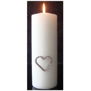 Kynttiläkoru: Sydän