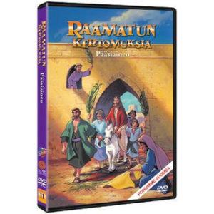 Raamatun kertomuksia: Pääsiäinen DVD