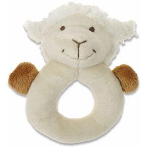 Vauvan pehmohelistin, lammas