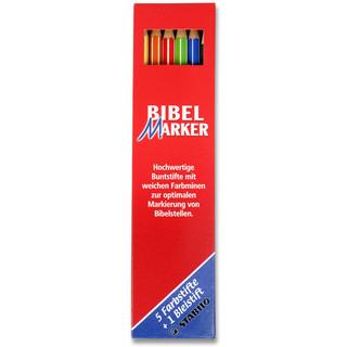 Kynäsarja, Raamatun merkintään