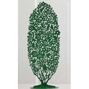 Willow Tree - Tree Silhouette