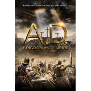 A.D. Kingdom and Empire DVD (4 x dvd)