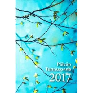 Päivän Tunnussana 2017 (pieni, kartonkikantinen)
