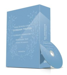 Äänikirja Luukas & Apostolien teot CD