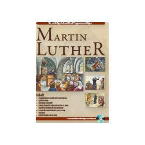 Martti Luther -opetusmateriaali (cd+näyttökuva+vihkonen)